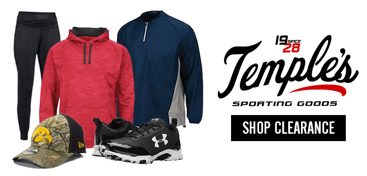 Temples Sports Clearance