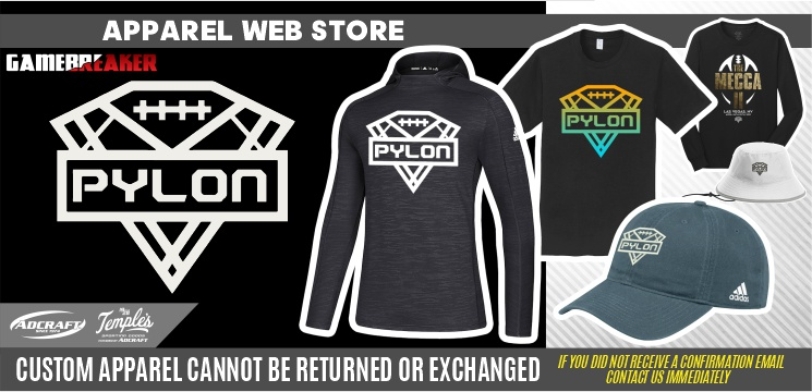Pylon 7v7 Football Merch Shop