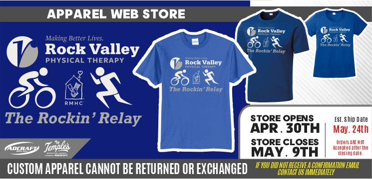 Rock Valley The Rockin Relay 2021
