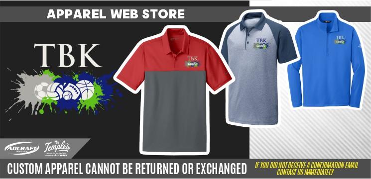 TBK Employee Store