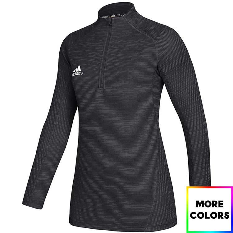 Adidas Women's Game Mode Performance 1/4 Zip