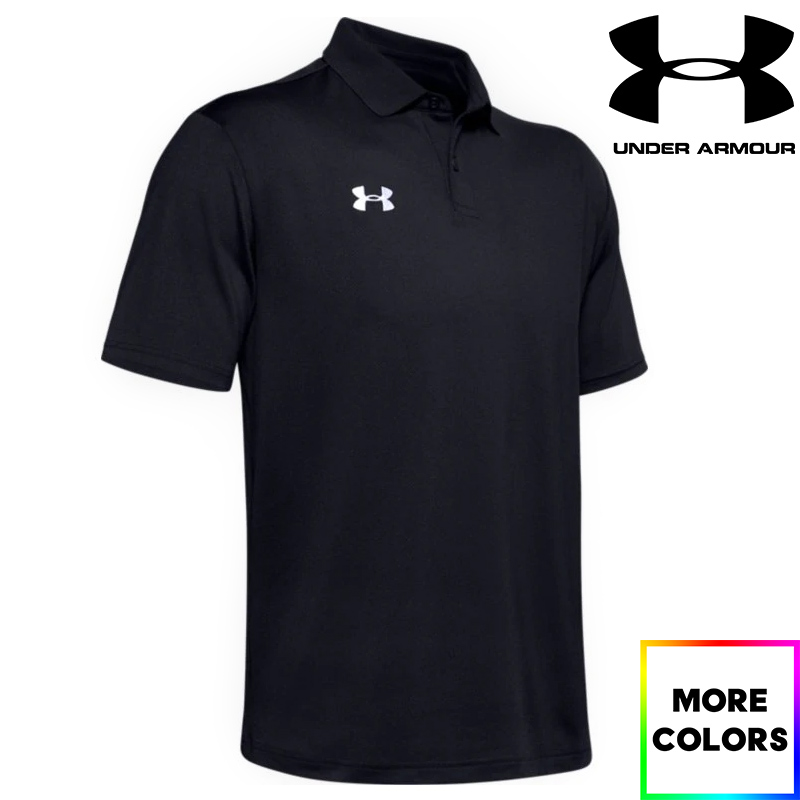 Under Armour Team 4-Way Stretch Performance Polo