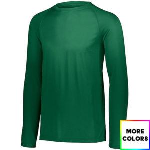 Augusta Attain Wicking Long Sleeve Shirt