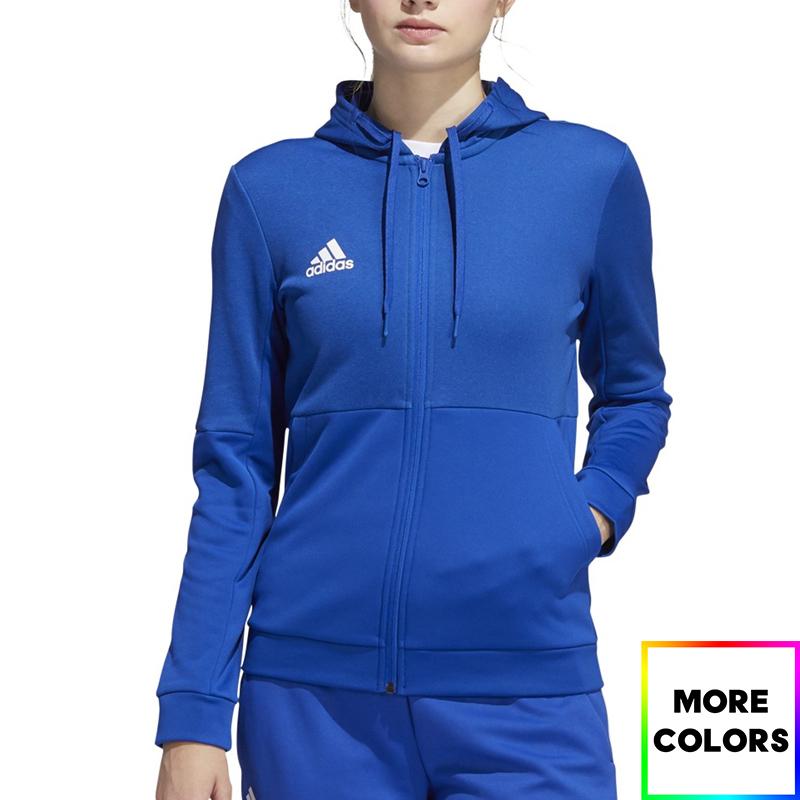 Adidas Team Issue AEROREADY Women's Full Zip Jacket