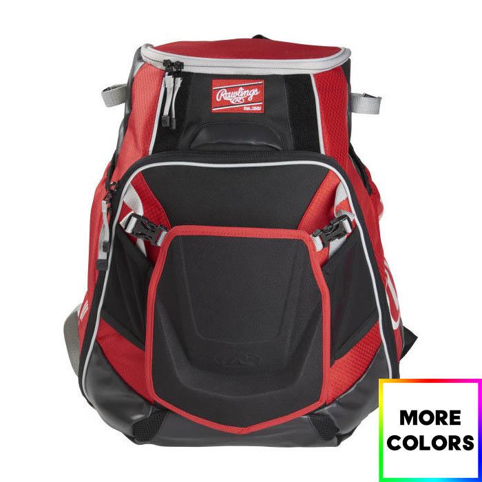 Rawlings VELO Backpack Baseball/Softball Bag