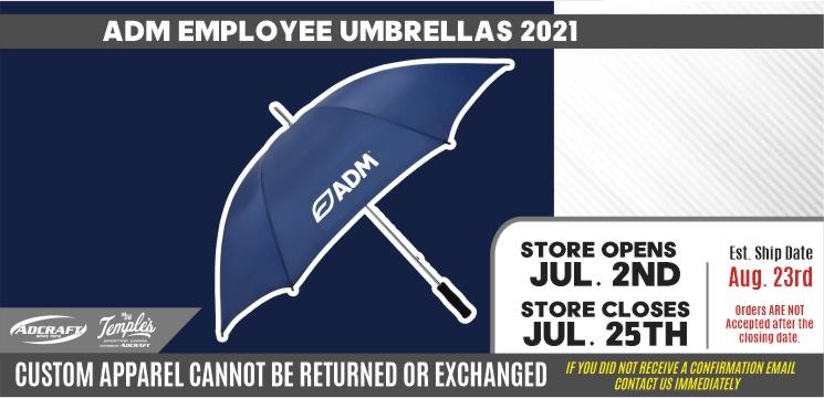 Protected: ADM Employee Umbrellas 2021