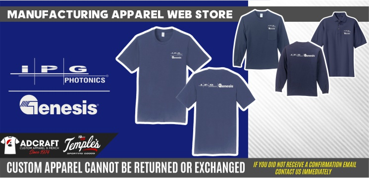 Protected: Genesis Systems Manufacturing Apparel Static Web Store